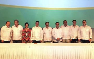 1er Foro Regional de Mejora Regulatoria del Sureste del País en Mérida, Yucatán.