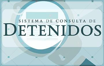 Sistema de Consultas de Detenidos