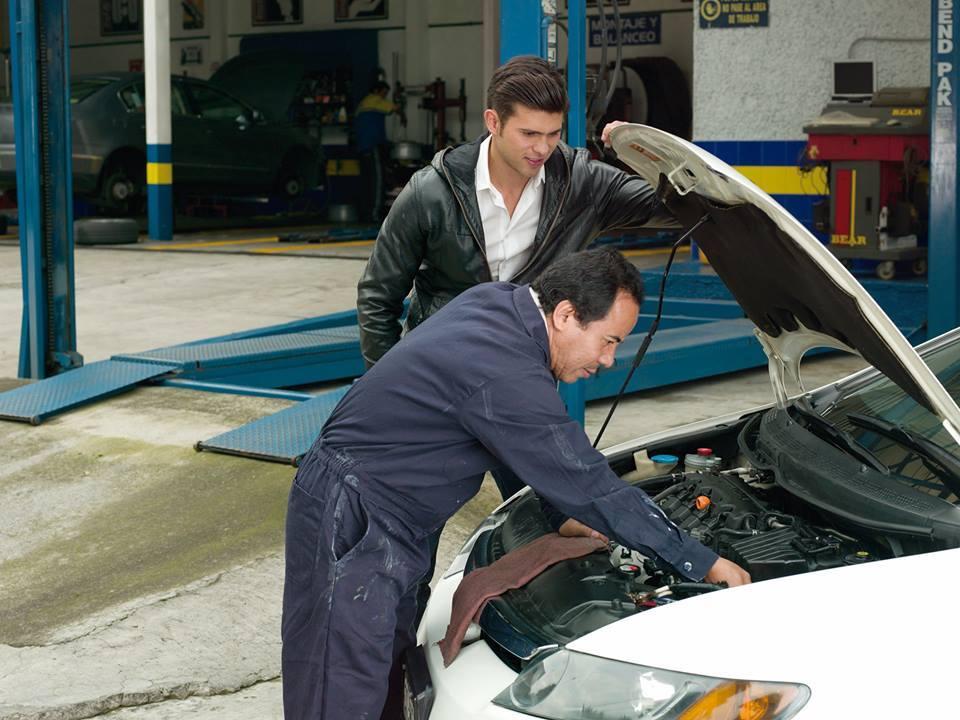 Revisión de tu coche