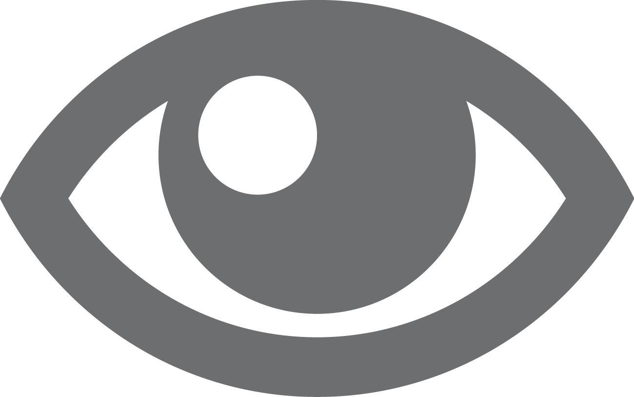 Gráfico de un ojo