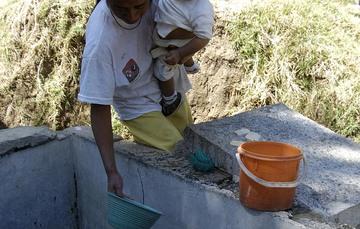 La mujer y su relevancia como administradora del agua