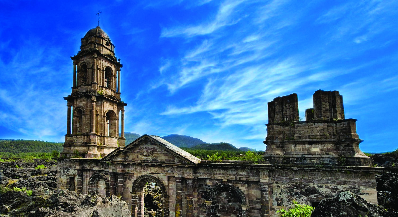 Foreign Secretary Ruiz Massieu makes a working visit to Michoacan