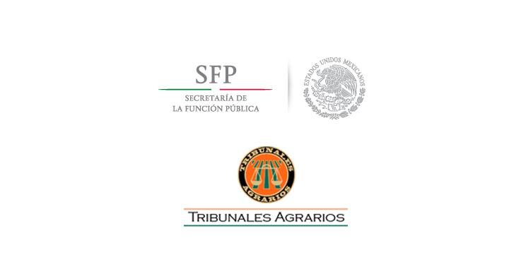 Suscriben SFP y Tribunal Superior Agrario convenio de colaboración para consolidar la justicia en el campo