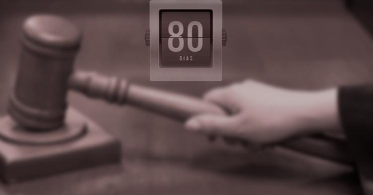 80 Días para la implementación de la reforma penal en todo el país
