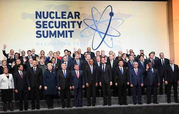 2016 Nuclear Security Summit in Washington, D.C.