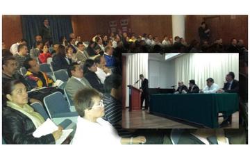 Ofrece la Conuee Taller Informativo sobre el cumplimiento de las Disposiciones Administrativas aplicables a la APF