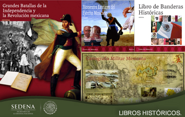 Te invitamos a un paseo por nuestros libros históricos.