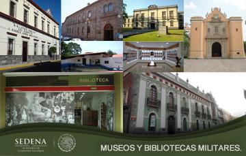 Visita nuestros museos y bibliotecas son gratuitos.