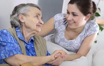 Cuidado a los adultos mayores
