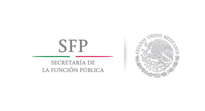 Logotipo de la Secretaría de la Función Pública