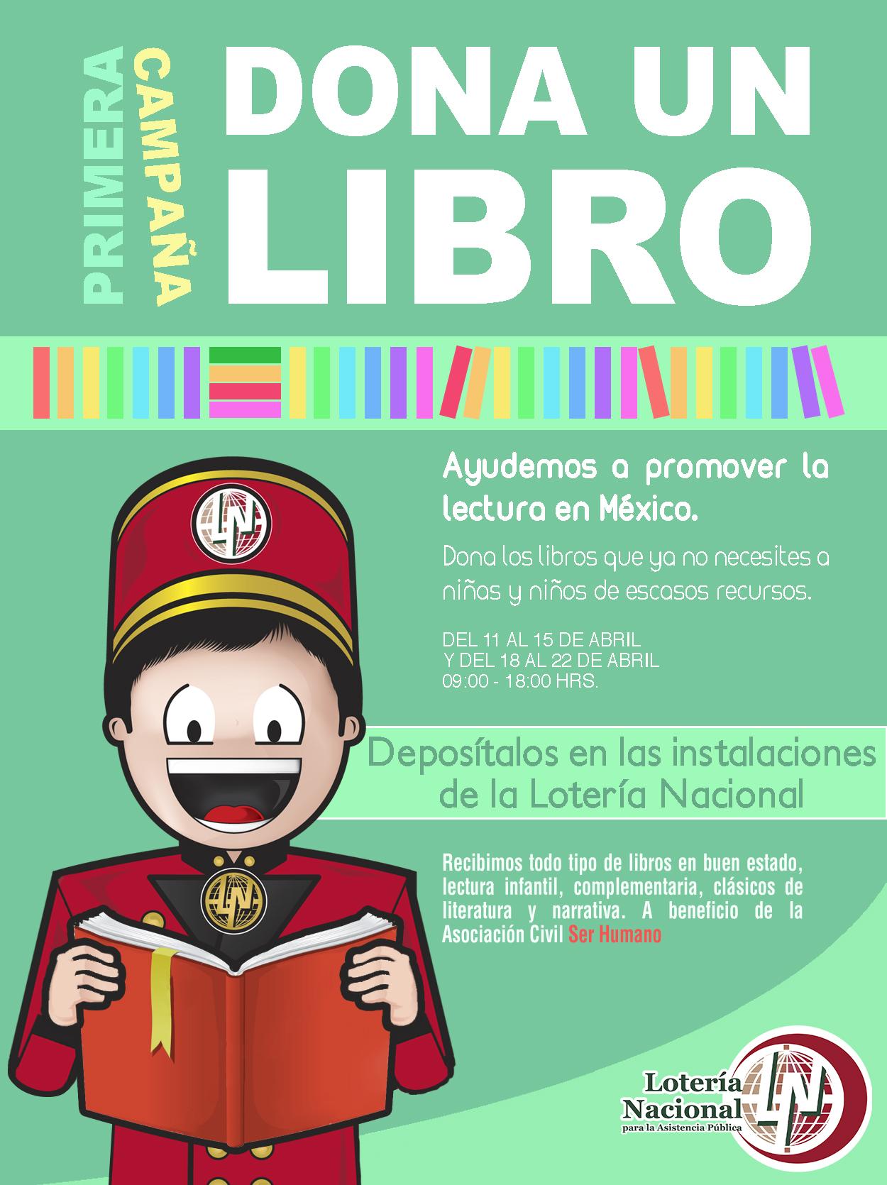 Programa de donacin de libros mexterior programa de for Mexterior convocatorias
