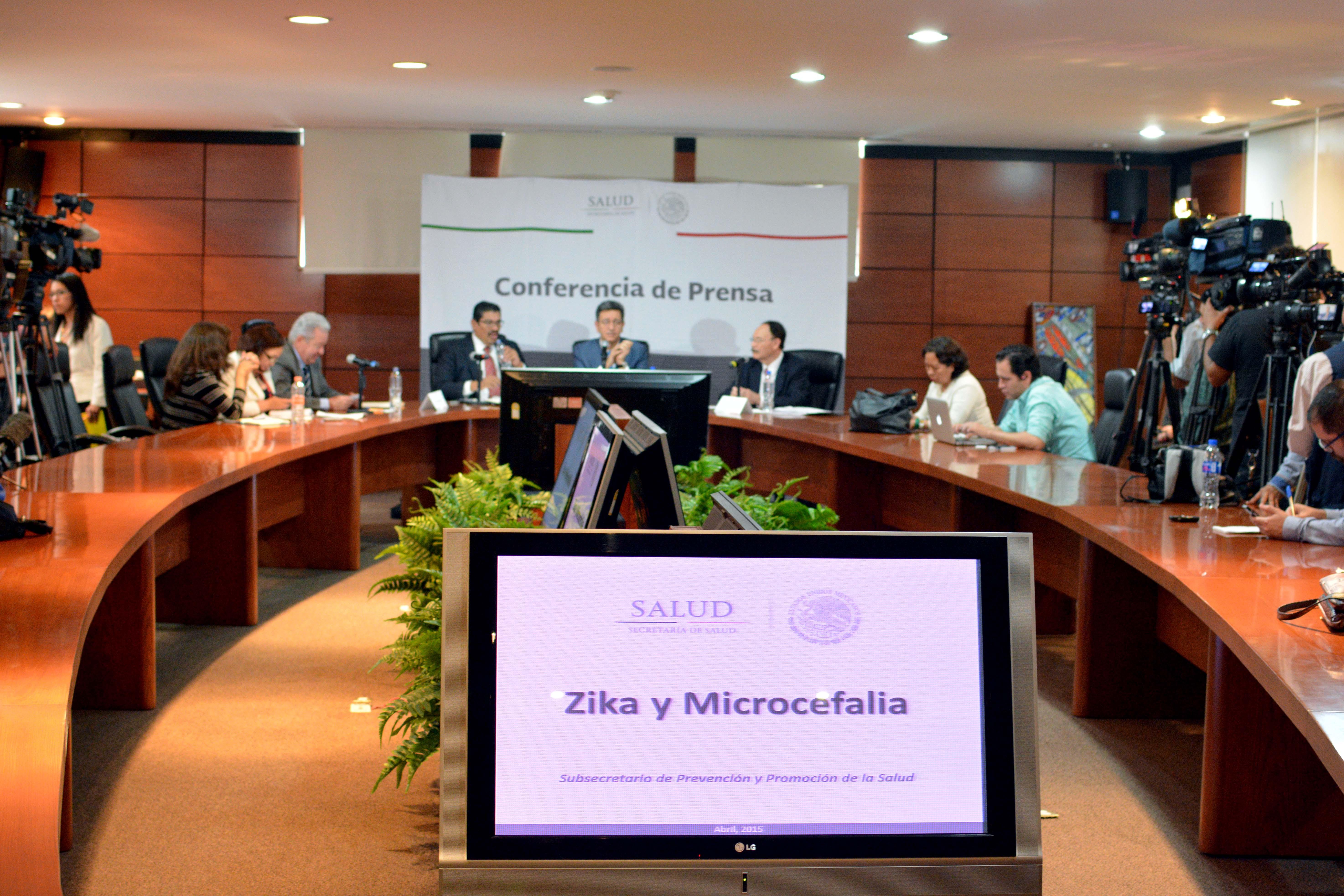 Actualización sobre la situación del zika y el embarazo