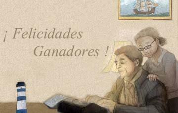 CONOCER LA LISTA DE GANADORES DEL VIII CONCURSO NACIONAL LITERARIO