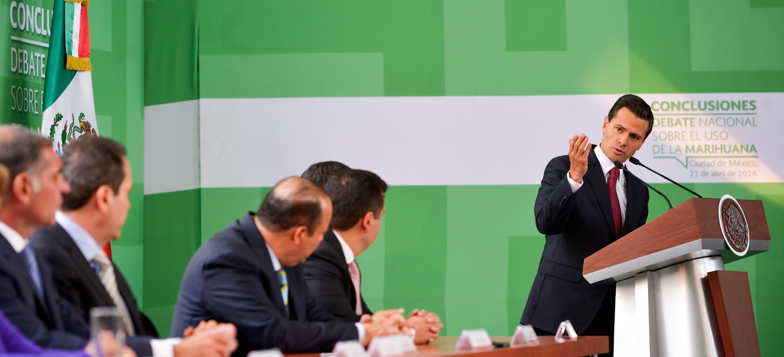 Los Foros del Debate Nacional sobre el Uso de la Marihuana permitieron un diálogo informado, plural e incluyente; en el que se escucharon todas las posiciones, con absoluto respeto y apertura.