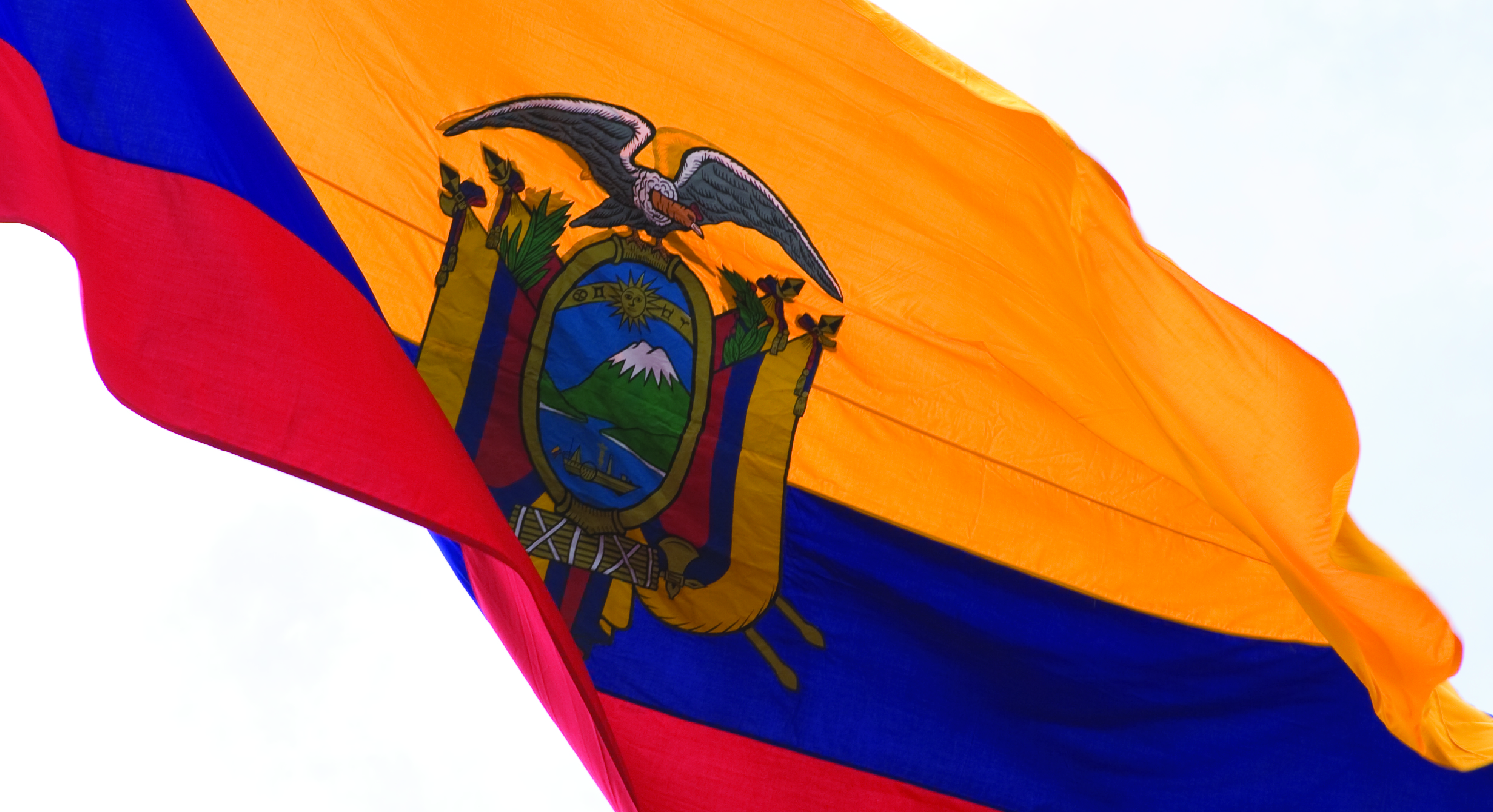 The Foreign Ministry has set up a collection center for the Ecuadorian earthquake victims. Donate!