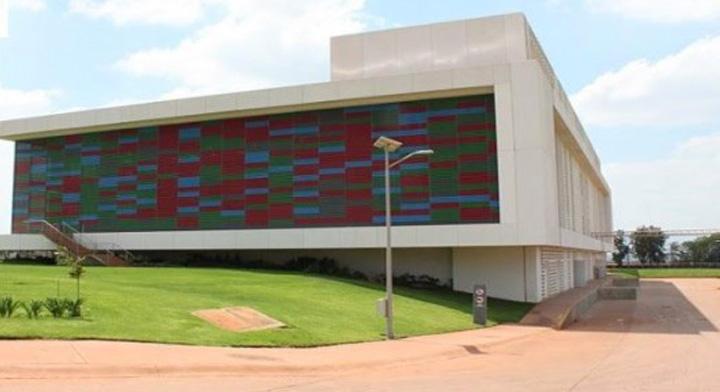 Edificio del Centro Nacional de Recursos Genéticos