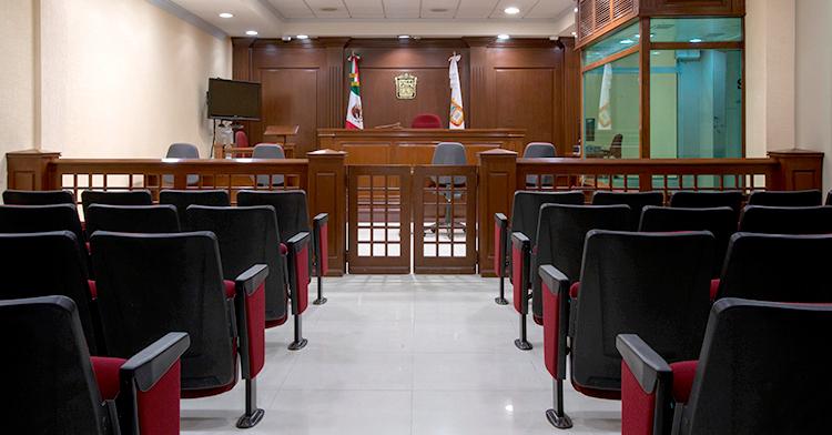 Sala de Juicio Oral