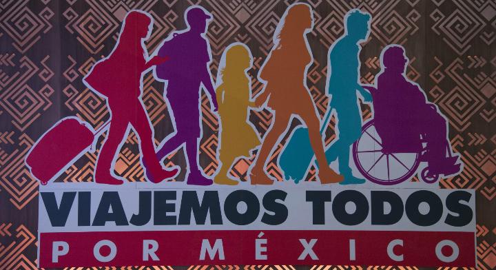 Logo del Movimiento Nacional Viajemos Todos por México