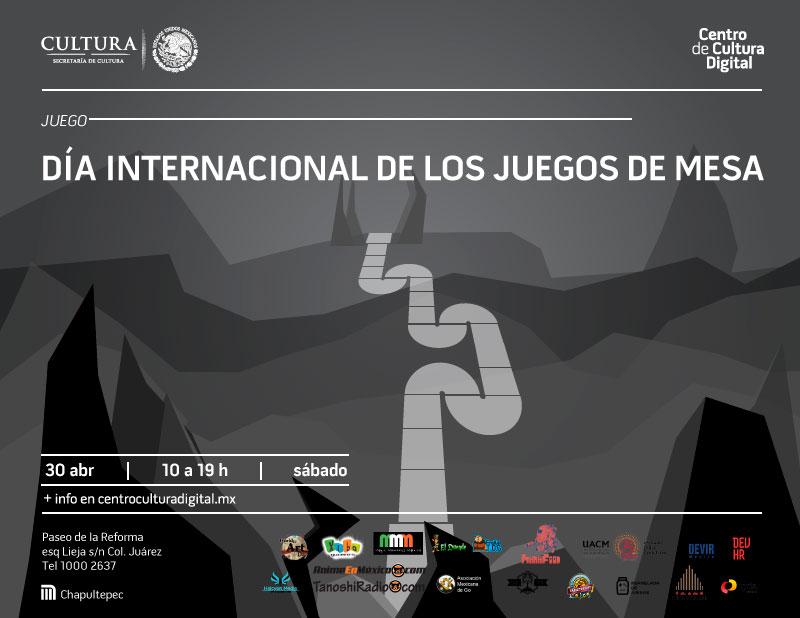 Día Internacional de los Juegos de mesa