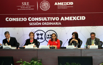 8th Meeting of the AMEXCID Consultative Council