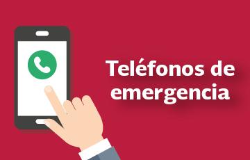 Teléfonos de emergencia de las representaciones de México en el exterior