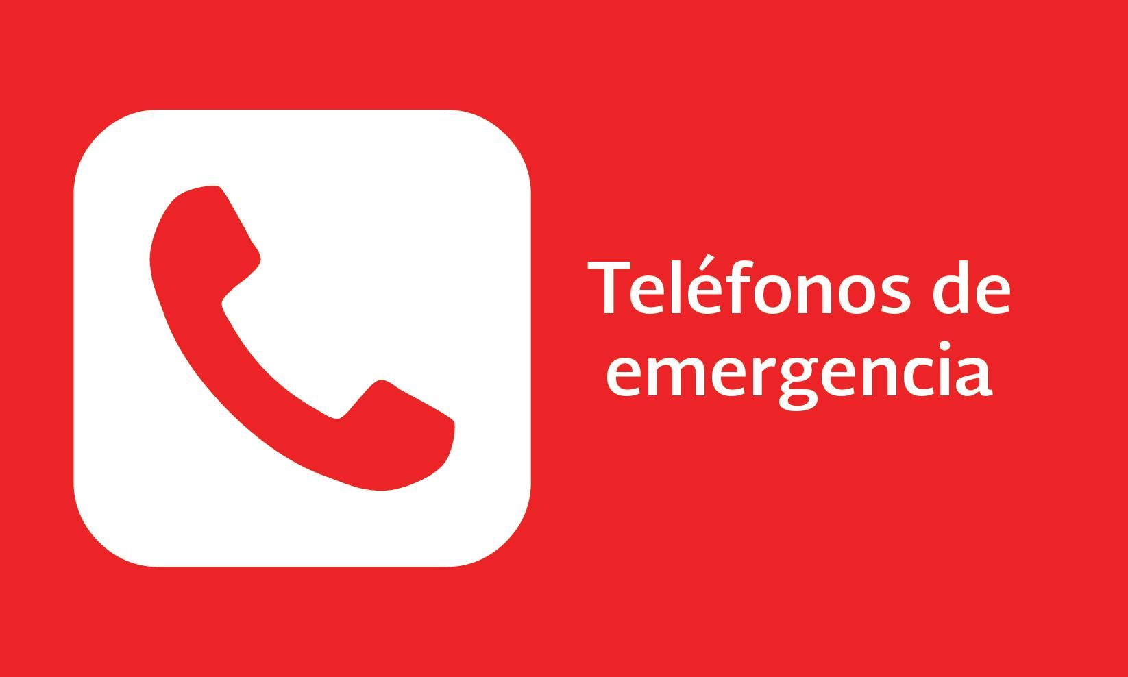 Teléfonos de emergencia de la Red Consular de México en el Exterior