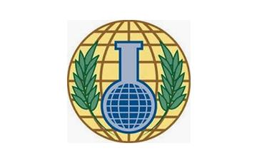 Logo Organización para la Prohibición de las Armas Químicas