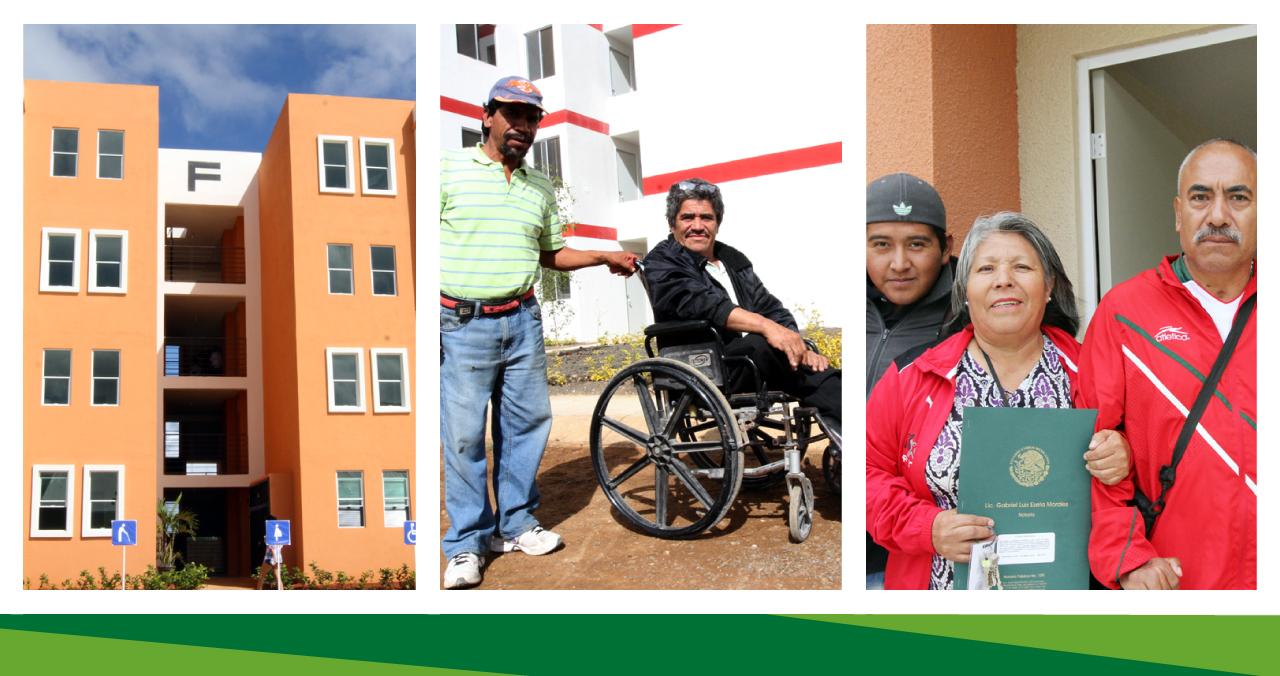 Edificio y personas con discapacidad