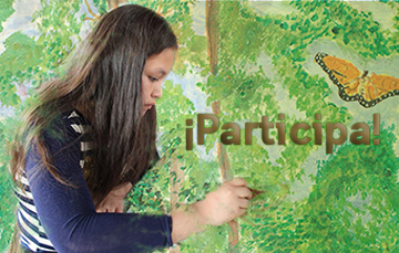 """Participa en el Concurso infantil de la Conafor """"Vamos a pintar un árbol""""."""