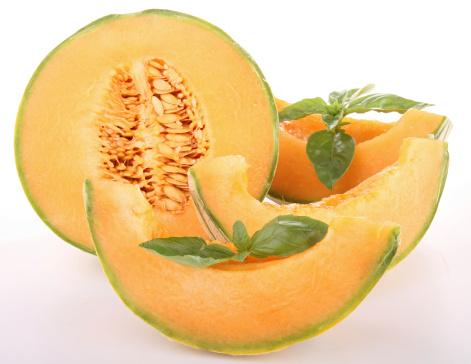 Rebanadas de melón