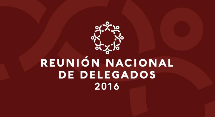 Reunión Nacional de Delegados 2016