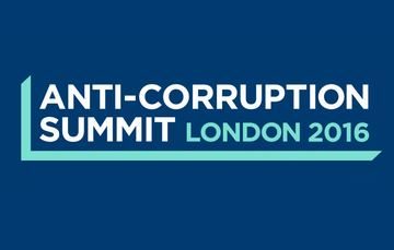 Anti-Corruption Summit London 2016.