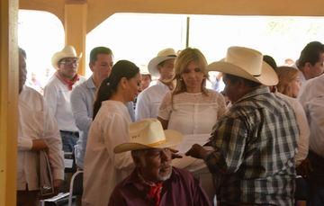 Visita a localidades en los municipios de Navojoa y Cajeme en Sonora.