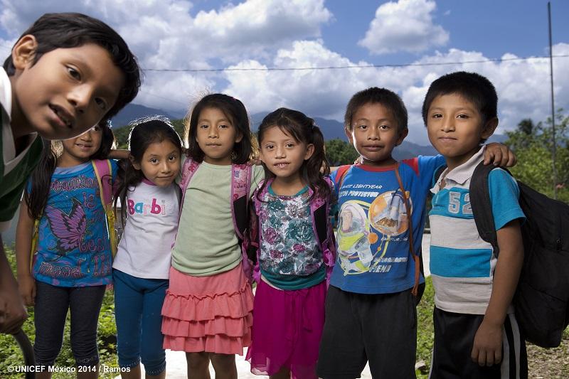 Niñas y niños mexicanos, 39.2 millones, por los que trabaja el Sistema Nacional de Protección Integral de Niñas, Niños y Adolescentes.