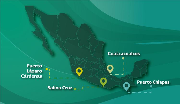 Las Zonas Económicas Especiales de México