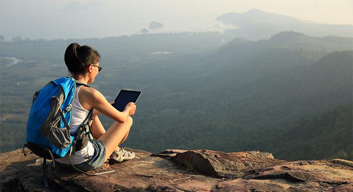 Consulta en la Guía del Viajero información del país que pretendes visitar.
