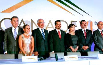 Director general del FONHAPO participa en el XXIX encuentro nacional de vivienda de la CANADEVI.