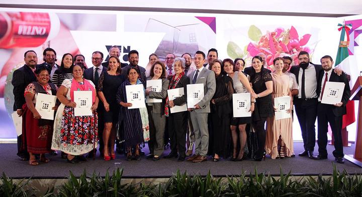 """Grupo de embajadores culinarios del programa """"Ven A Comer"""""""