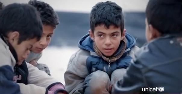 Niños que viajan solos en México rumbo a Estados Unidos.