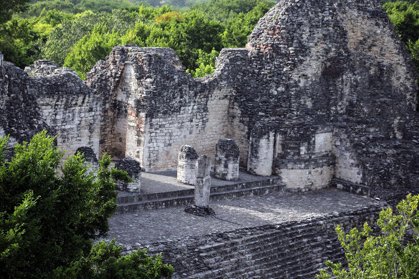 Antigua Ciudad Maya y Bosques Tropicales Protegidos de Calakmul, Campeche