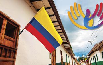 #MéxicoGlobal, presente en el histórico momento que vive Colombia