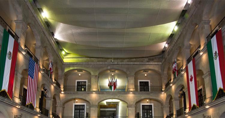 El encuentro entre los mandatarios de Canadá, Estados Unidos y México tendrá lugar dos años después de la última reunión en Toluca, México, el 19 de febrero de 2014.
