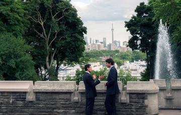 El Presidente de México realiza una Visita de Estado a Canadá