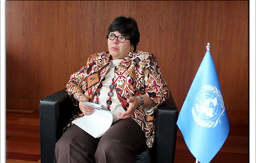 Entrevista a Marcia de Castro, Coordinadora Residente del PNUD en México