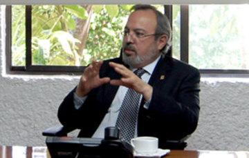 Interview with Dr. Polióptro Martínez-Austria, Director General of IMTA