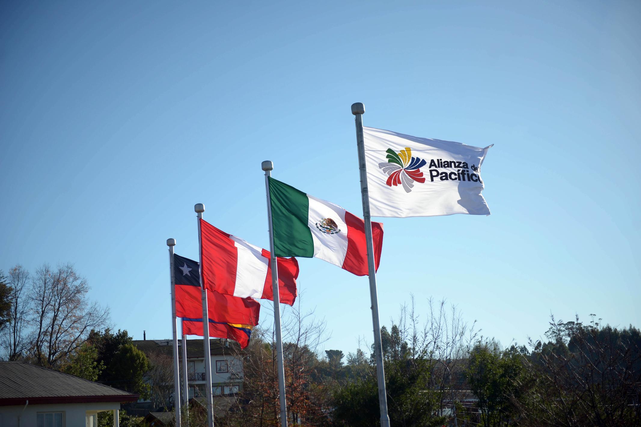 La Alianza del Pacífico es un espacio relevante que fortalece la presencia de México en la región.