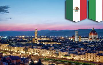 El Presidente de la República Italiana realiza Visita de Estado a México