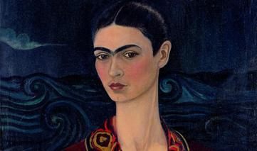 Frida establece que, al contrario de los pintores surrealistas, ella no pinta sus sueños, sino su realidad