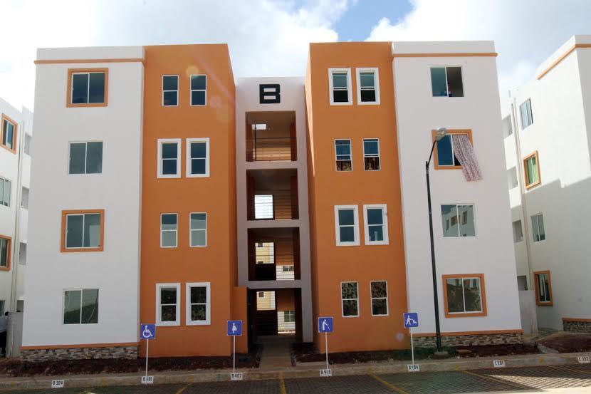Edificio de departamentos ubicado en Campeche, perteneciente a la Red de Ciudades Sustentables a la que esta semana se suma Huamantla, Tlaxcala.