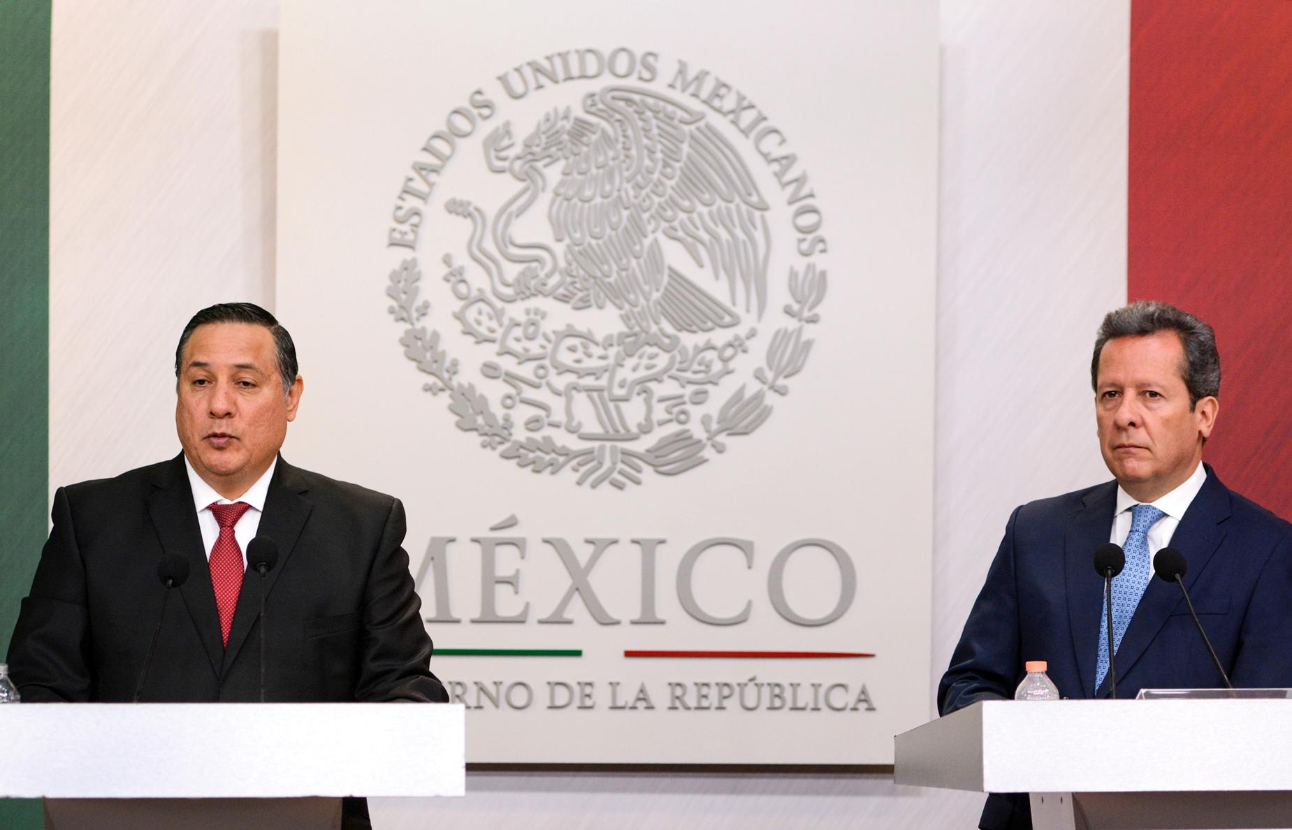 """""""Uno de los propósitos del SNA es que no haya cabida para legislaciones locales a modo"""", Eduardo Sánchez Hernández."""